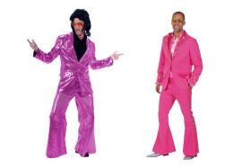 Disco en Glitter kostuum
