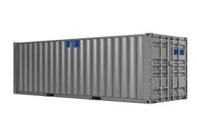 Geïsoleerde container huren