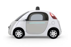 Google Driverless Car huren