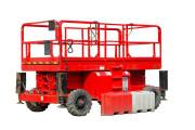 Schaarhoogwerker diesel
