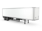 Gesloten trailer