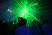 Laser eenkleurig