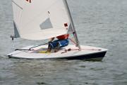 Laser zeilboot