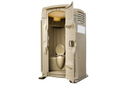 Luxe toiletcabine