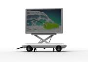 Mobiel videoscherm