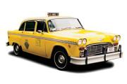 Amerikaanse yellow cab