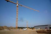 10 ton/meter bouwkraan