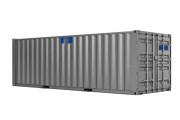 Geïsoleerde container