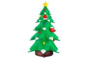 Kerstboom opblaasbaar