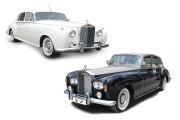 Klassieke Rolls-Royce