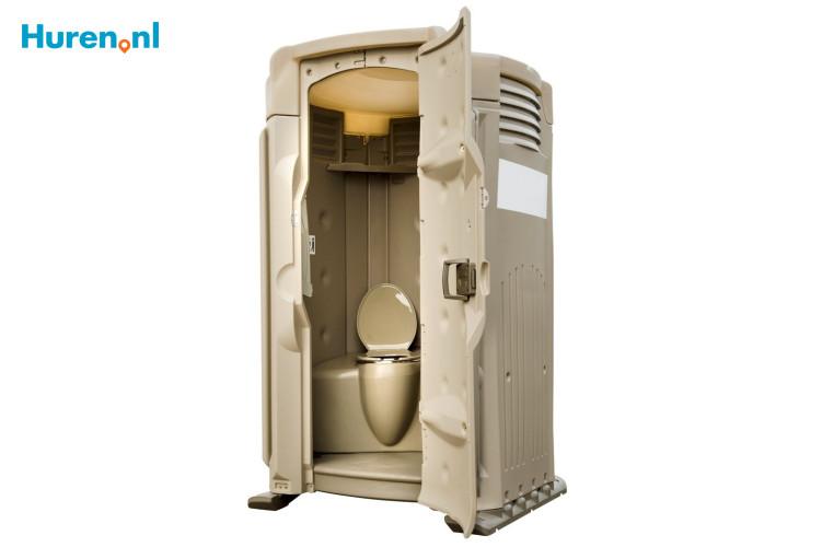 Sanitair huren vanaf u ac per week