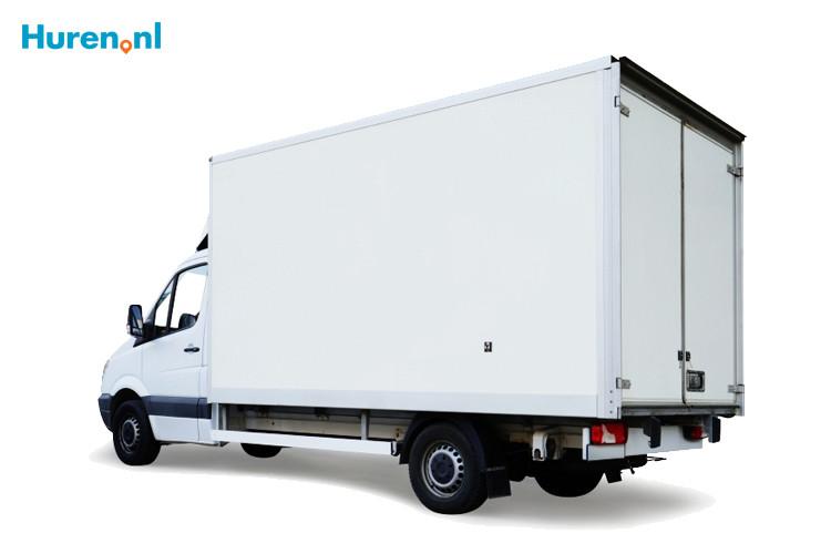 Verwonderend Bedrijfswagen of verhuiswagen huren   Vanaf 25,- per dag VX-53