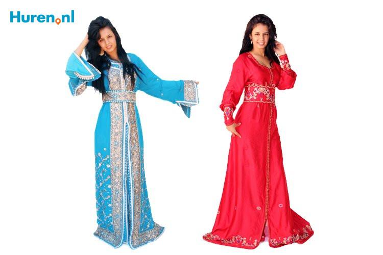 Marokkaanse jurk te huur eindhoven