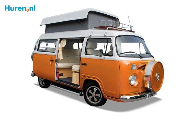 Retro Volkswagen Camper Huren Vanaf 322