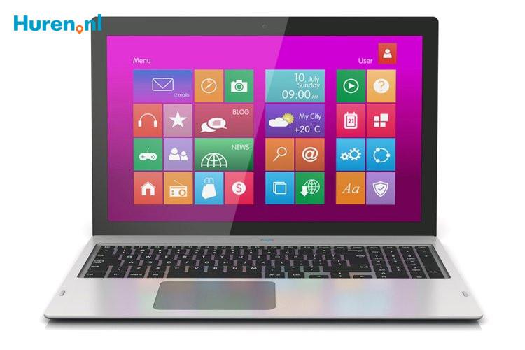 Windows Laptop Huren Vanaf 23